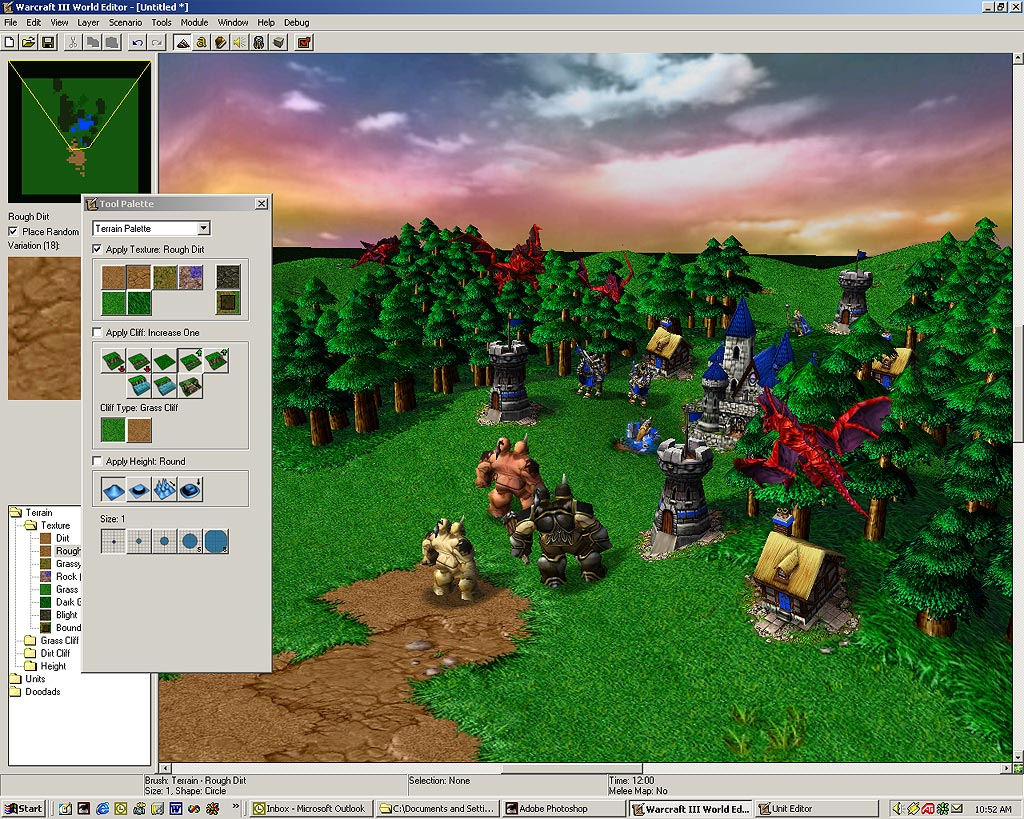 Warcraft 3 reign of chaos the cool effects of the warcraft 3 map editor gumiabroncs Choice Image